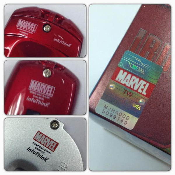 Marvel Iron Man 3 ARC Reactor USB Flash Drive