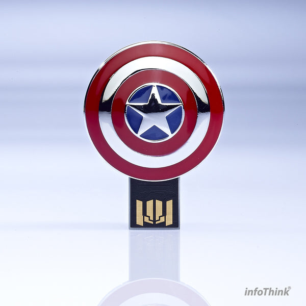 Marvel Avengers America Captain USB Flash Drive
