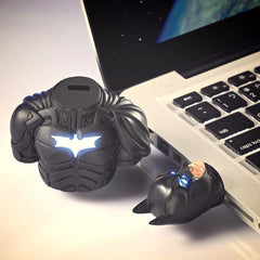 DC Comic Batman Bust Figure with Built-in Storage , InfoThink X DC - Fantasyusb Store