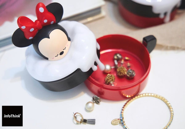 Disney Au Lait Cafe Mickey Mouse and Friends Lamp , Disney - Fantasyusb Store