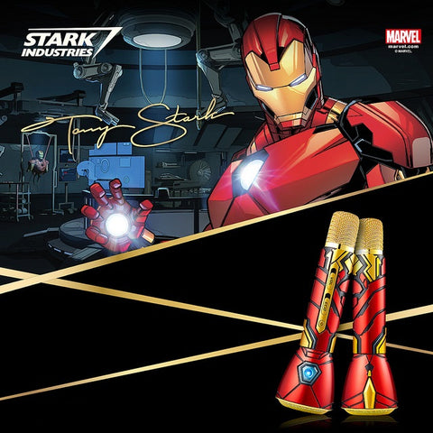 Avengers: Infinity War Iron Man Bluetooth Microphone