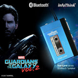 Guardians of the Galaxy Vol 2 WALK-MAN STARLORD BLUETOOTH SPEAKER , InfoThink X Marvel - Fantasyusb Store