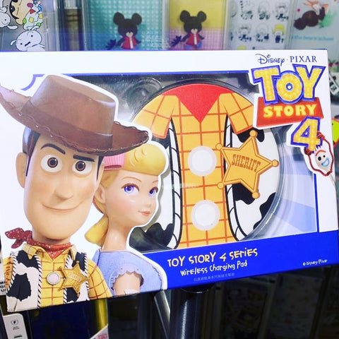 Toy Story 4 Sheriff Woody Cowboy Fast Charging Pad