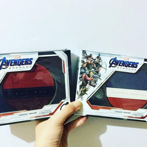 Avengers Endgame Wireless Fast Charging Station - Ironman