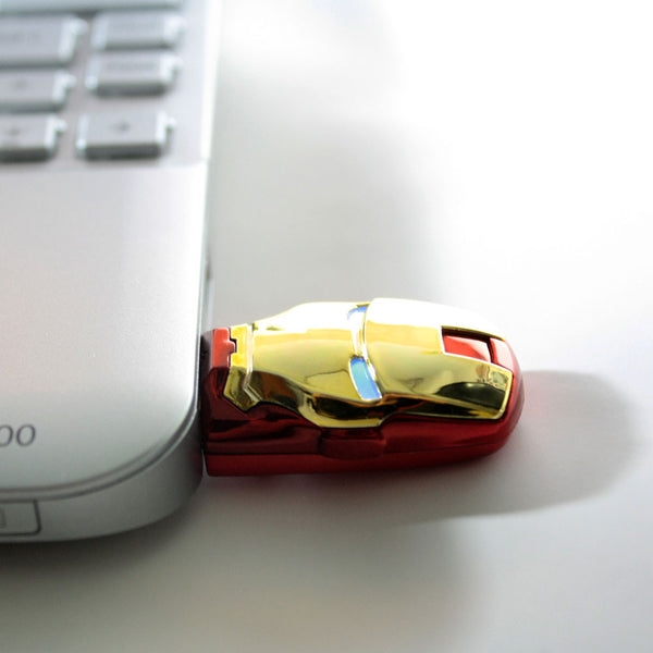Iron Man 2 USB2.0 Flash Drive Helmet