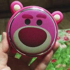 TSUM TSUM Bluetooth Speaker - Lots-o'-Huggin' Bear (Toy Story 3) , Disney TSUM TSUM - Fantasyusb Store