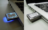 InfoThink LED Mini Hard Disk USB Flash Drive , InfoThink - Fantasyusb Store