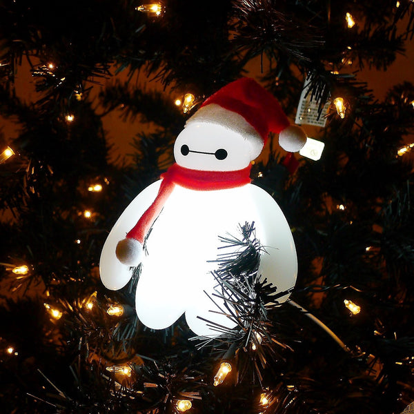 Holiday Edition Baymax LED Lamp Nightlight