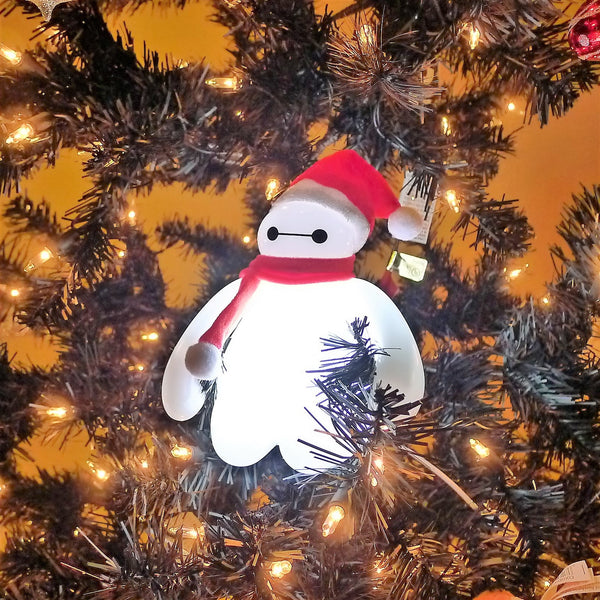 Holiday Edition Baymax LED Lamp Nightlight , Disney - Fantasyusb Store
