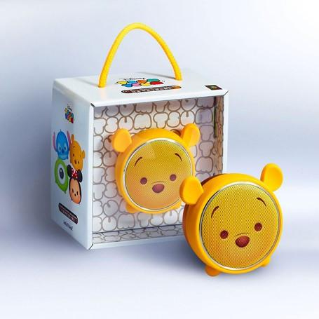 TSUM TSUM Bluetooth Speaker - Winne the Pooh (CHRISTOPHER ROBIN) , Disney TSUM TSUM - Fantasyusb Store