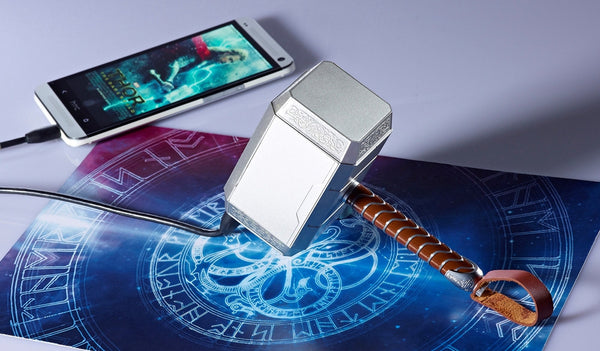 Marvel Thor 2: the Dark World Power Bank , InfoThink X Marvel - Fantasyusb Store