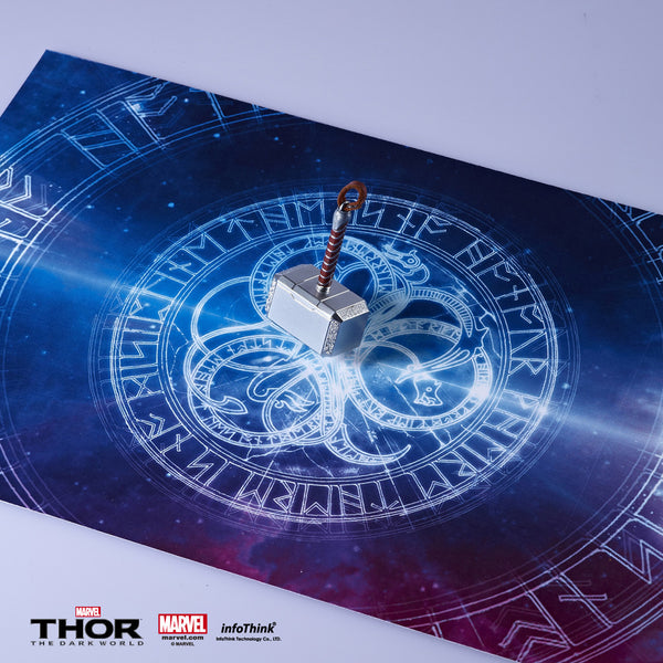 Marvel Thor 2: the Dark World Thor Mjolnir USB Flash Drive , InfoThink X Marvel - Fantasyusb Store
