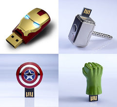 Avengers USB Flash Drive , MARVEL - Fantasyusb Store
