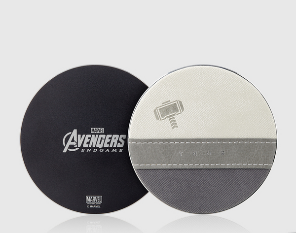 Avengers Endgame Wireless Fast Charging Station - Captain America , MARVEL - Fantasyusb Store