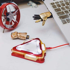 Marvel Avengers ARC Reactor Wireless Charger