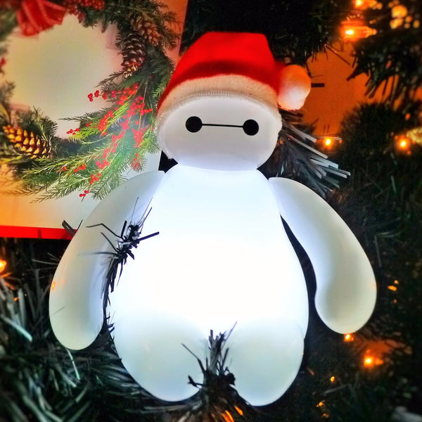 Holiday Edition Big Hero 6 Baymax USB LED Lamp Nightlight , Disney - Fantasyusb Store