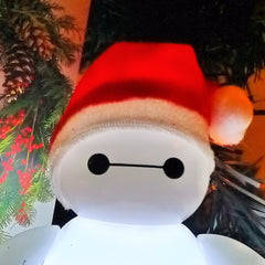 Baymax Christmas Hat