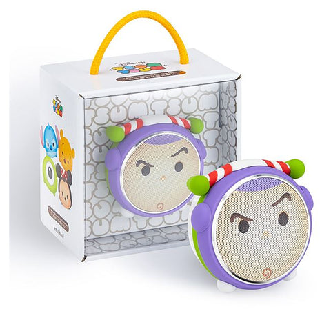 TSUM TSUM Bluetooth Speaker - Buzz Lightyear (Toy Story) , Disney TSUM TSUM - Fantasyusb Store