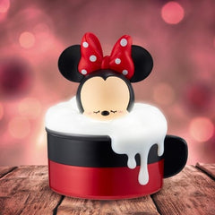 Disney Minnie Mouse Au Lait Cafe Nightlight , Disney - Fantasyusb Store