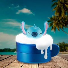 Disney Stitch Au Lait Cafe Nightlight , Disney - Fantasyusb Store