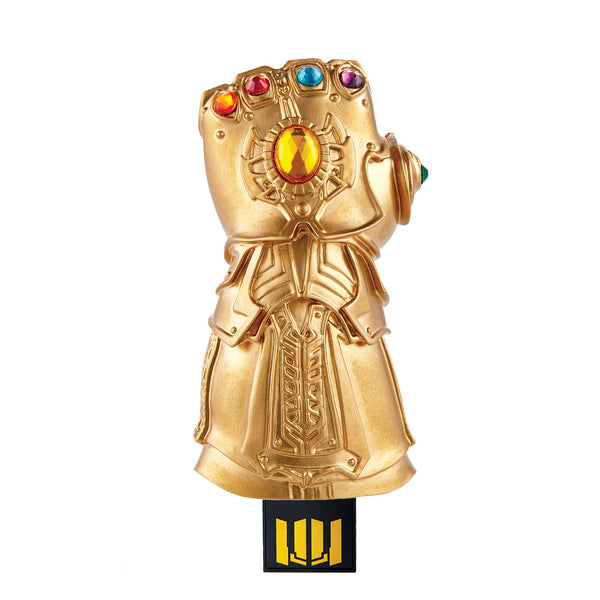 Infinity Gauntlet USB Flash Drive , InfoThink X Marvel - Fantasyusb Store