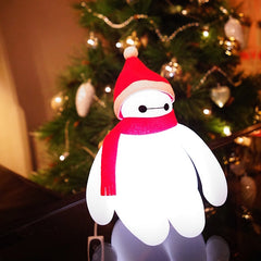 Big Hero 6 Baymax USB LED Lamp Nightlight
