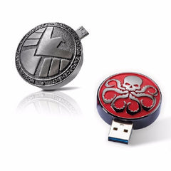 Marvel Agents of S.H.I.E.L.D. OTG + USB Flash Drive