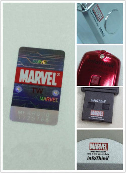 Marvel Avengers America Captain USB Flash Drive , InfoThink X Marvel - Fantasyusb Store