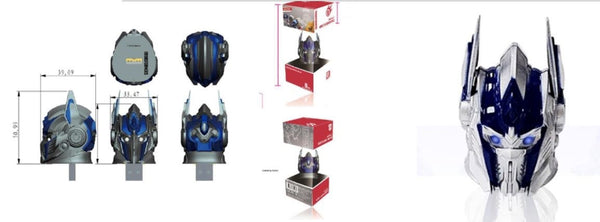 Transformers - OPTIMUS PRIME - Sword of Judgment USB Flash Drive , Hasbro Toy Inc. - Fantasyusb Store