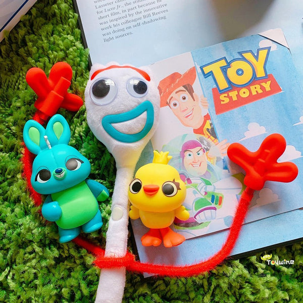 Toy Story 4 Forky Fast Charging Sync Cable