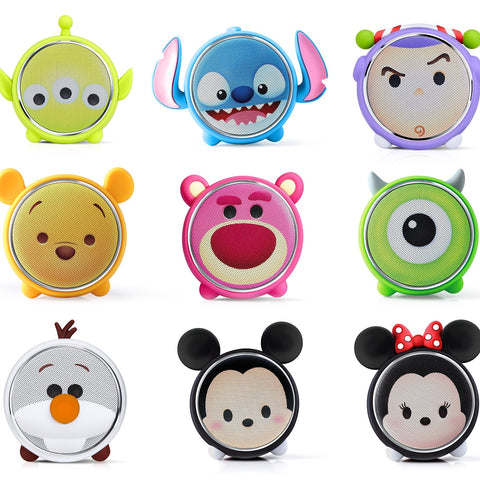 Disney Bluetooth Character Speaker , Disney TSUM TSUM - Fantasyusb Store
