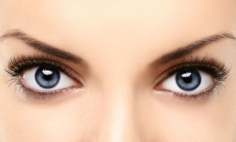 Colored Contacts for Dark Eyes