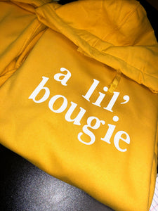 Yellow Alilbougie