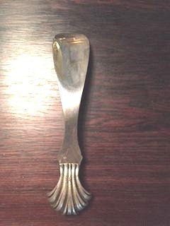 Buccellati Sterling Silver estate Shoe Horn
