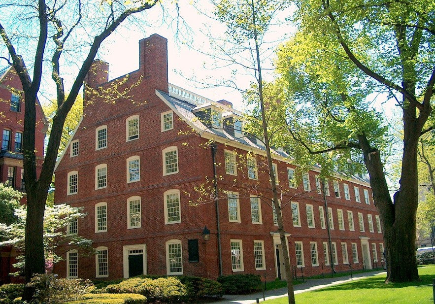 Massachusetts Hall, Harvard
