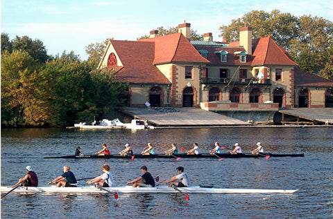 Racing on the Charles River