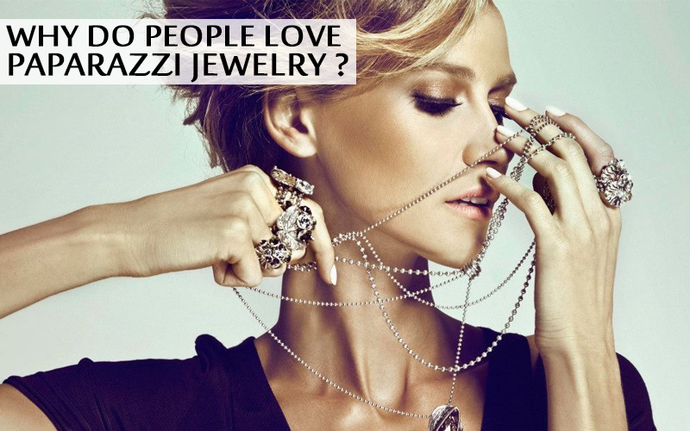 Why Do People Love Paparazzi Jewelry?