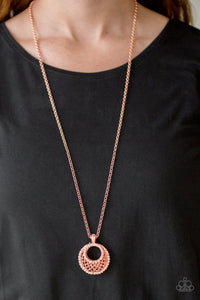 Paparazzi Jewelry & Accessories - Net Worth - Copper Necklace. Bling By Titia Boutique