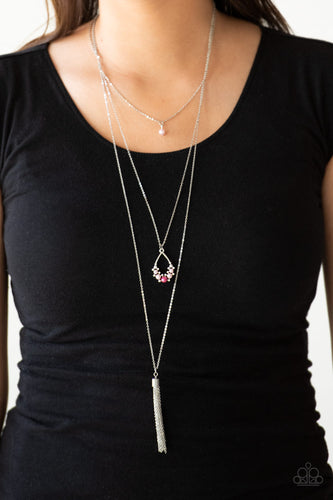 Paparazzi Jewelry & Accessories - Be Fancy - Multi Necklace. Bling By Titia Boutique