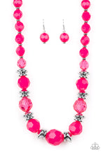 Load image into Gallery viewer, Paparazzi Jewelry & Accessories - Dine And Dash - Pink Necklace. Bling By Titia Boutique