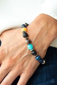 Paparazzi Jewelry & Accessories - Journey - Multi Bracelet. Bling By Titia Boutique