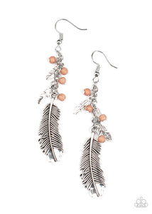 Paparazzi Jewelry & Accessories - Find Your Flock - Brown Earrings. Bling By Titia Boutique