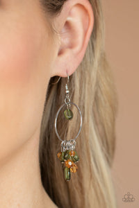 Paparazzi Jewelry & Accessories - Where The Sky Touches The Sea - Multi Earrings. Bling By Titia Boutique