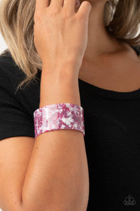Paparazzi Jewelry & Accessories - Freestyle Fashion - Pink Bracelet. Bling By Titia Boutique