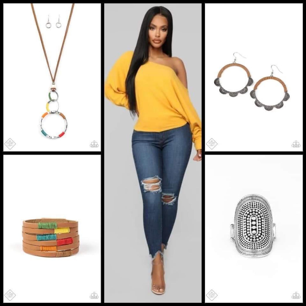 Paparazzi Jewelry & Accessories - Sunset Sightings - September 2020. Bling By Titia Boutique