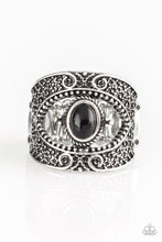 Load image into Gallery viewer, Rural Relic - Black Paparazzi Jewelry Ring paparazzi accessories jewelry Ring