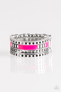Super Summer - Pink Paparazzi Jewelry Ring paparazzi accessories jewelry Ring