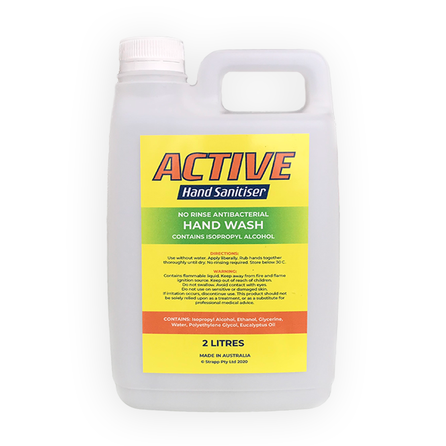 Active Hand Sanitiser