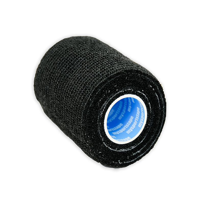 75mm Light Overwrap Tape - Black