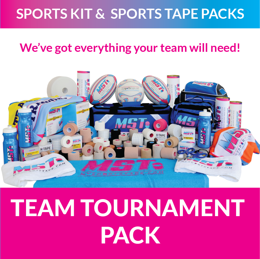 MST my sports tape team tournament pack